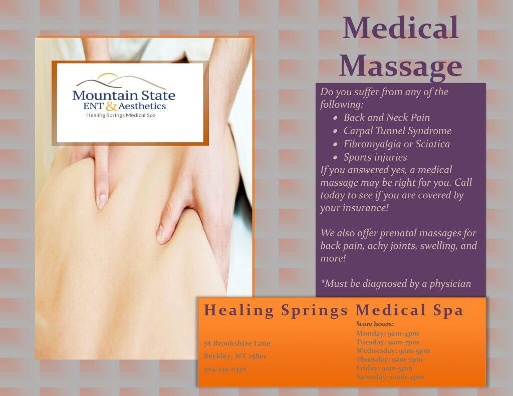 Medical-Massage-Poster